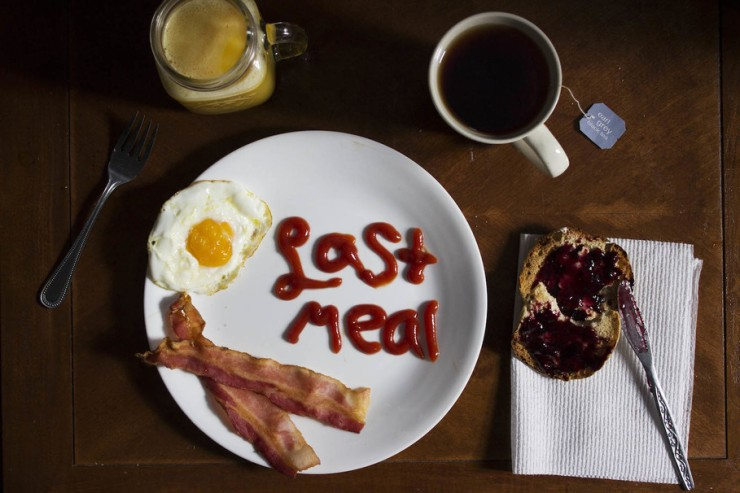 Last-meal-